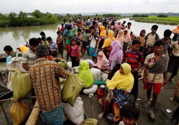 میانمار روہنگیا مسلمانوں پر تشدد کا خاتمہ کرے۔ امریکا