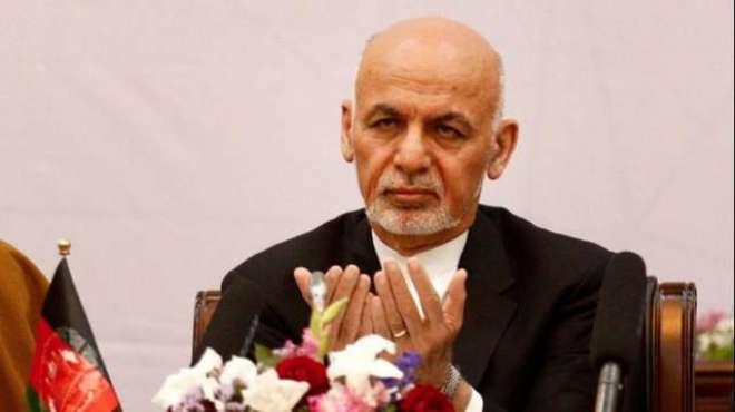 افغان صدر کی طالبان کو ایک سال کی جنگ بندی کی پیشکش