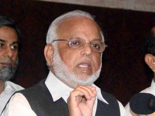 (ن) لیگ نواز شریف کی نا اہلی کے بعد سیاسی تنہائی کا شکار ہو چکی ہے