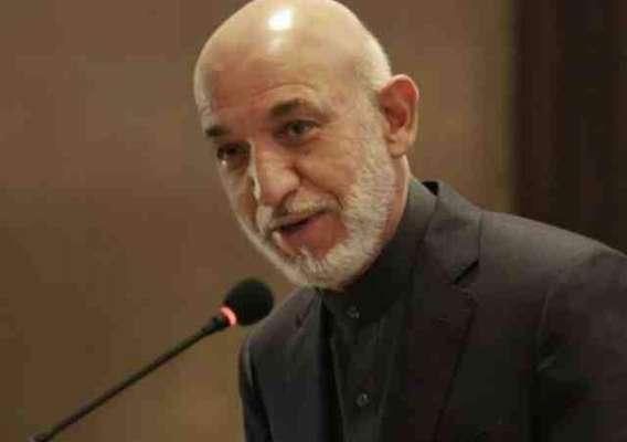 افغانستان امن عمل میں پاکستان کا کردار ہے ،ْحامد کرزئی