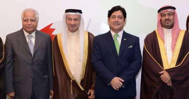 بحرین سے تاجروں کے وفد کا پاکستان ایکسپو 2017 میں شرکت کا اعلان