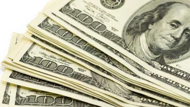 انٹربینک مارکیٹ میںروپے کے مقابلے ڈالرکی قدرمیںکمی کارحجان