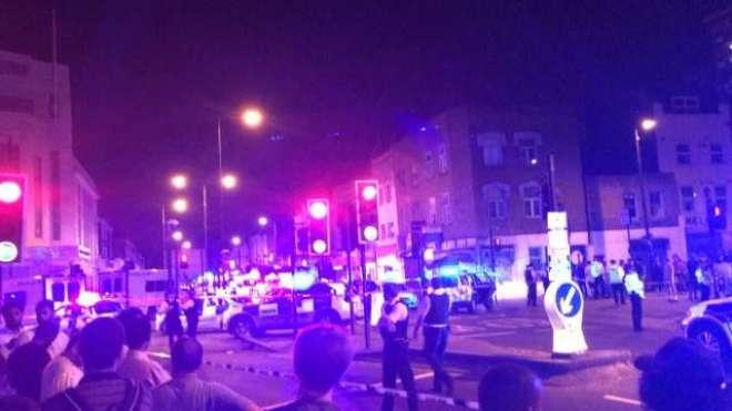 لندن: مسلمانوں پر کار سوار کا حملہ، 2 افراد جاں بحق،متعدد زخمی،  سفید ..