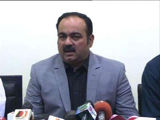 کراچی، ڈاکٹر معراج الہدیٰ صدیقی سے سندھ اسمبلی میں قائد حزب اختلاف ..