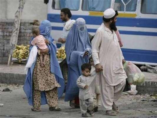 افغان مہاجرین کی وطن واپسی کاعمل جاری، 14لاکھ 10ہزار افغان مہاجرین واپس ..