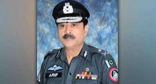 لاہور،فرانسیسی پولیس کے وفد کی آئی جی پولیس عارف نواز سے ملاقات