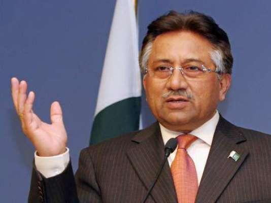 پرویز مشرف کے دو عہدے رکھنے کیخلاف درخواست غیر موثر ہونے کی بنیاد پر ..