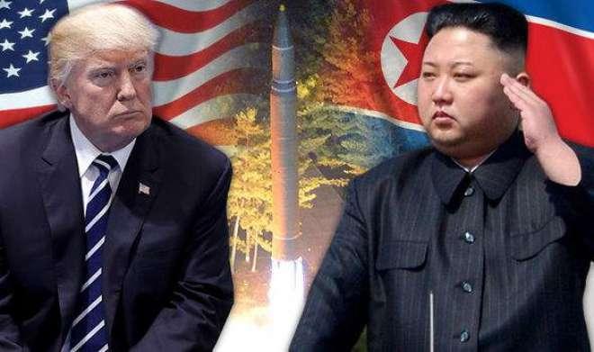 شمالی کوریا نے جوہری ہتھیار تلف کرنے کیلئے امریکا سامنے بڑی شرط رکھ ..