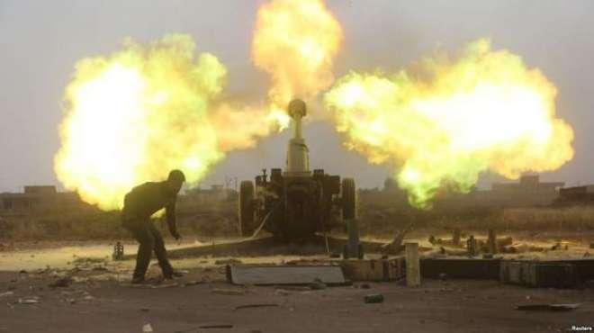 ایران کی جانب سے پاکستانی علاقہ پروم میں مارٹر گولے کی فائرنگ۔ ضلعی ..