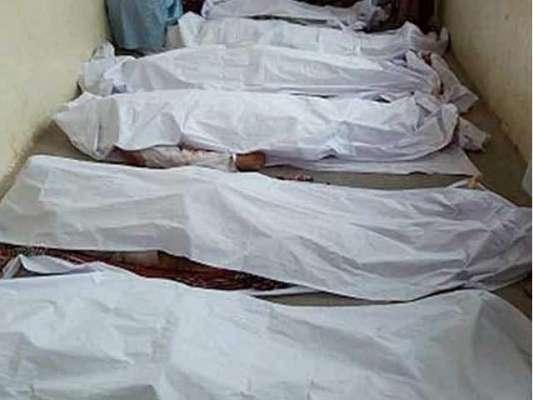 کوئٹہ ،دھماکے میں شہید ہونیوالے اہلکاروں کے جسدخاکی ورثاء کے حوالے