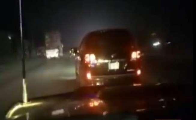 چیئرمین پی ٹی آئی عمران خان کے قافلے پرحملے کی ویڈیو ریکارڈنگ سامنےآگئی