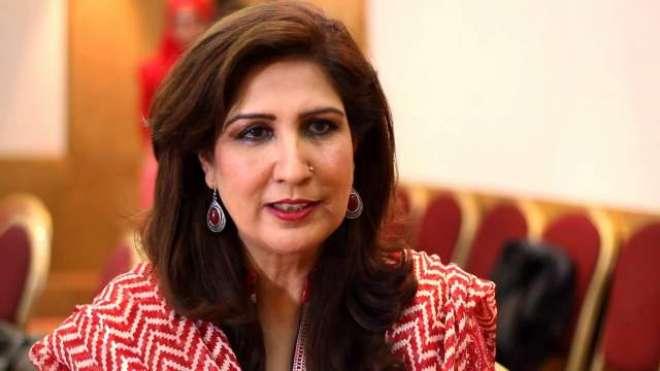 سندھ اسمبلی کی سابق ڈپٹی سپیکر شہلارضا نے شوہرکی صحتیابی کیلئے دعاؤں ..