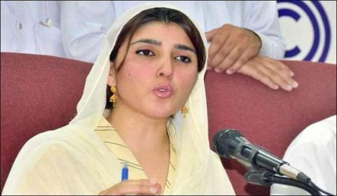 الیکشن کمیشن نے عائشہ گلالئی برخاستگی ریفرنس پر فیصلہ محفوظ کر لیا، ..