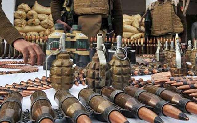 کوئٹہ: سیکورٹی فورسز کی کارروائی' کالعدم تنظیم کے ٹھکانے سے بڑی تعداد ..