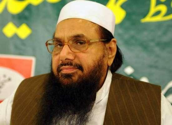 لاہورہائیکورٹ:سربراہ جماعت الدعوہ حافظ سعید کی رہائی کیلئےدائردرخواست ..