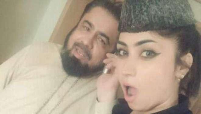 قندیل بلوچ قتل کیس' مفتی عبدالقوی پہلی بار تفتیشی آفسر کے سامنے پیش