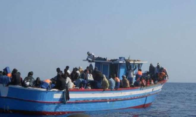 ٹھٹھہ ،ْ موھارا کے قریب سمندر میں زائرین کی کشتی الٹ گئی ،ْابتدائی ..