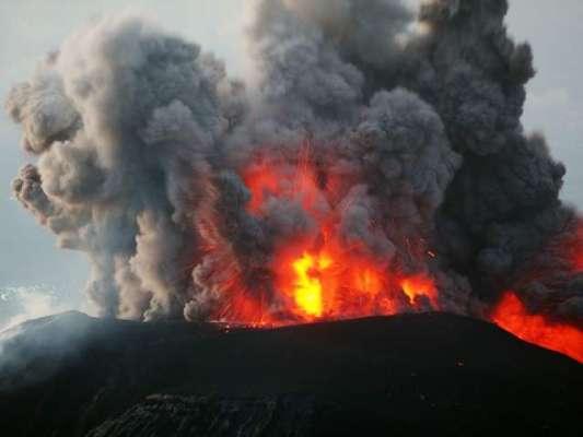 آتش فشاں پھٹنے سے لاشوں کا ڈھیر لگ گیا، لاکھوں لوگ متاثر