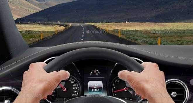 ٹریفک قوانین کی خلاف ورزی،ڈرائیور پرساڑھے 3 کروڑ روپے کا جرمانہ