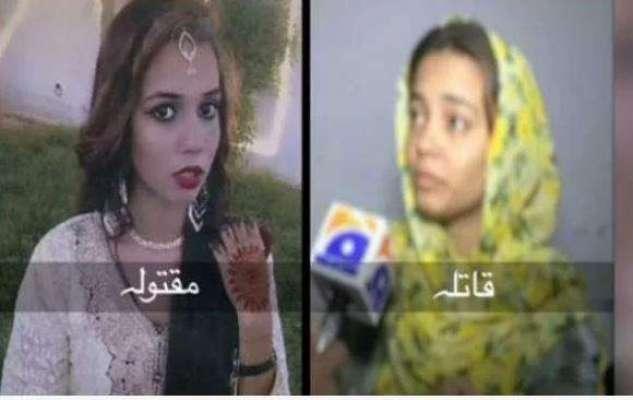 کراچی علینہ قتل کیس ، مقتولہ کی بہن علوینہ اور اس کے منگیتر مظہر نے ..