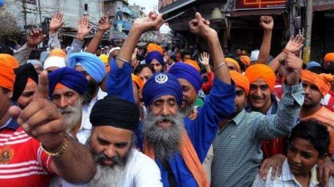 امریکہ میں مقیم سکھ کمیونٹی نے بھارت کے خلاف پاکستان سے مدد مانگ لی