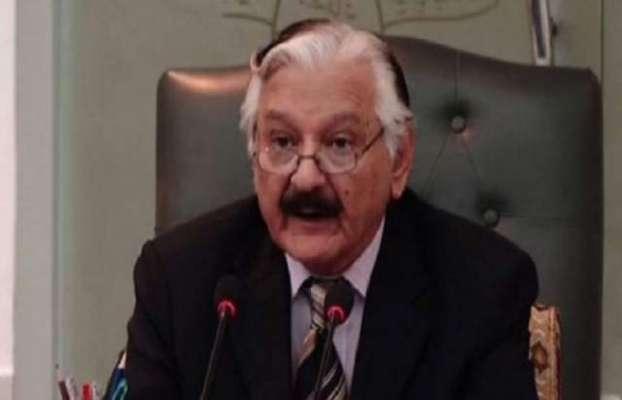 الیکشن کمیشن نے خورشید شاہ کے خلاف زمین پر قبضے سے متعلق درخواست مسترد ..