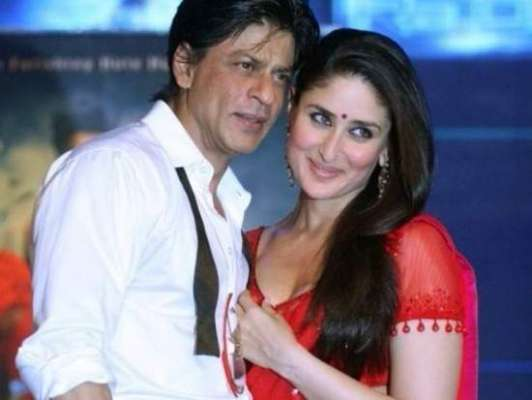 کرینہ کپور نے شاہ رخ خان کے ساتھ کام کرنے سے انکار کر دیا