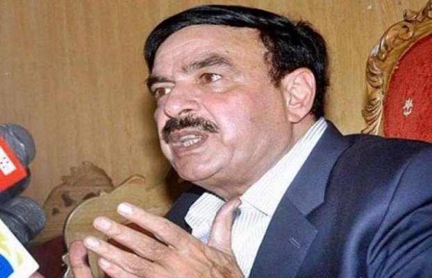 شیخ رشید عمران خان کے حق میں الیکشن کمیشن پر برس پڑے
