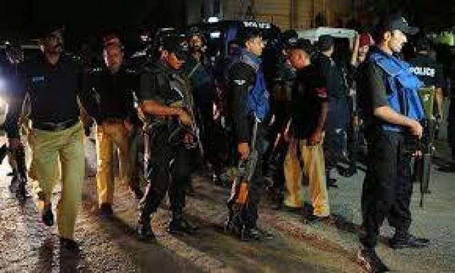 لاہور میں دفعہ144 کے نفاذ کے بعد پولیس ایکشن میں آگئی، تحریک لبیک یارسول ..