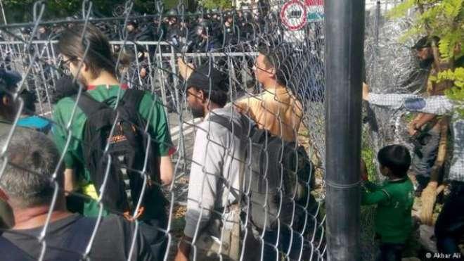 سیاسی پناہ میں ناکامی پر پاکستانیوں کے ایک گروپ کو جرمن بدرکردیاگیا