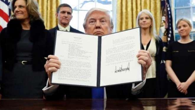 امریکی سپریم کورٹ نے6مسلمان ممالک پر سفری پابندیوں کے صدارتی حکم نامے ..