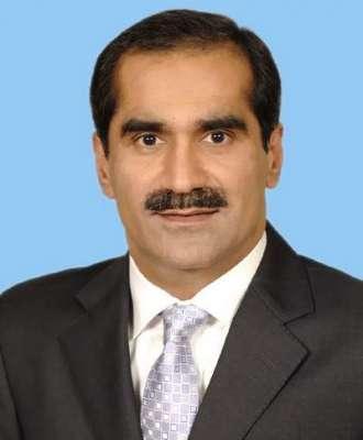 وزیر ریلویز خواجہ سعد رفیق )کل( ساہیوال اور یوسف والا ریلوے اسٹیشنوں ..
