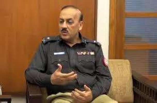 سندھ بھر میں رمضان المبارک کے دوران 55,702افسران و جوان سیکورٹی فرائض ..
