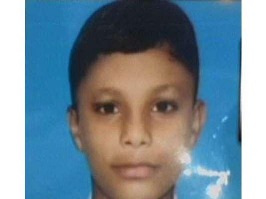 لالہ موسی میں 12 سالہ لڑکے کی کچلے جانے سے ہلاکت کامعاملہ، مقدمہ درج ..