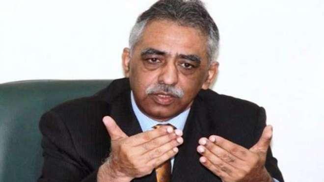 گورنر سندھ محمد زبیر سے آڈیٹر جنرل پاکستان کی ملاقا ت