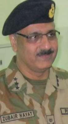 بھارت پاکستان میں دہشت گردی کو ہوا دے کر آگ کیساتھ کھیل رہا ہے،جنرل ..