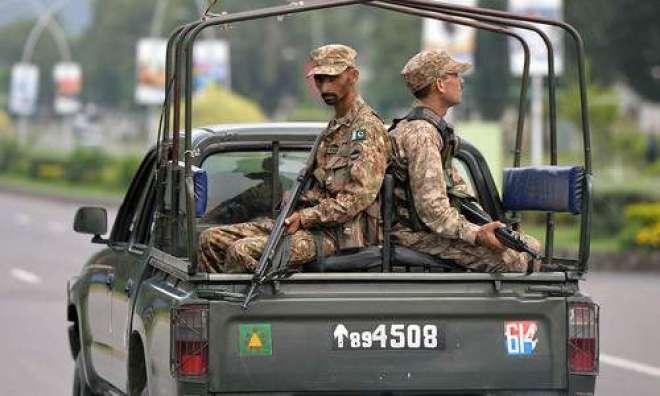 لاہور میں دہشت گردی کا خطرہ ،