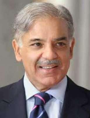 وزیراعلیٰ شہبازشریف سے وفاقی وزیر ریلویز خواجہ سعد رفیق کی ملاقات، ..