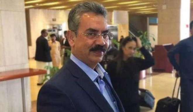 ایم کیو ایم کے سابق رہنما سلیم شہزادکی ایک مقدمے میں 5لاکھ روپے کے عوض ..