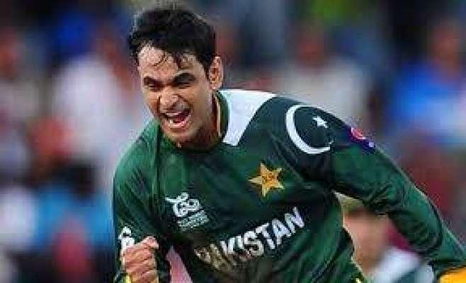 پاکستانی کرکٹ ٹیم کے آل راونڈر محمد حفیظ نے انوکھا اعزاز اپنے نام کرلیا