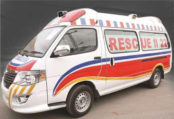 ریسکیو 1122نارووال کی ماہانہ کارکردگی رپورٹ جاری