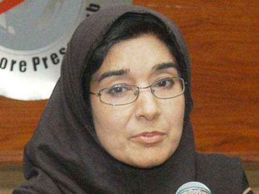 عافیہ سے متعلق کوئی باضابطہ اطلاع نہیں ملی ہے عوام کسی افواہ پر یقین ..