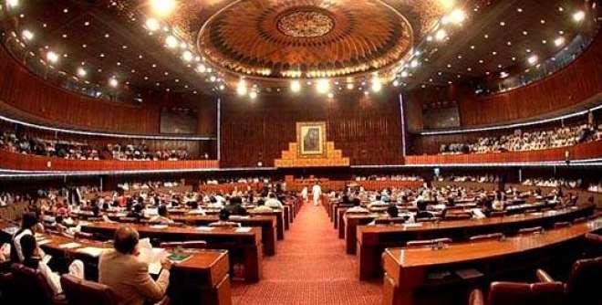 قومی اسمبلی کا چوتھاپارلیمانی سال ،سب سے زیاد حاضر نوجوان پارلیمنٹرین ..