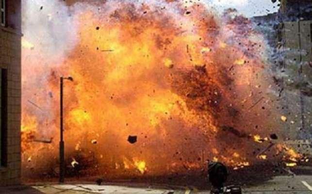 کو ئٹہ بم دھما کے میں شہید ہو نیوالے 6پولیس اہلکا روں کی نماز جنازہ پو ..