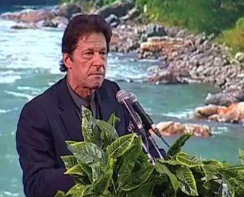 عمران خان کا خیبرپختونخواہ میں اگلے پانچ سالوں میں مزید دوارب درخت ..