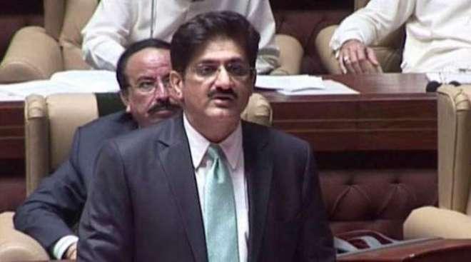 وزیر اعلی سندھ سید مراد علی شاہ کے برادر نسبتی ڈاکٹر اسد رضا شاہ کا ..