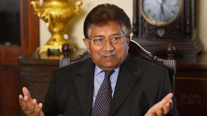 انسداد دہشتگردی عدالت نے ججز نظربندی کیس میں  پرویز مشرف کے ضامن کو ..