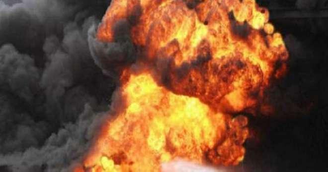 حیات آباد میں ایف سی کی گاڑی پر خودکش حملہ ،