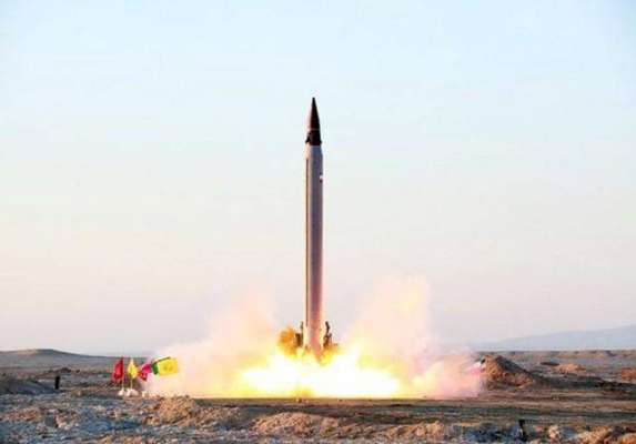 شام میں شدت پسندوں کے ٹھکانوں پر ایران کے میزائل حملے،متعدد دہشتگرد ..