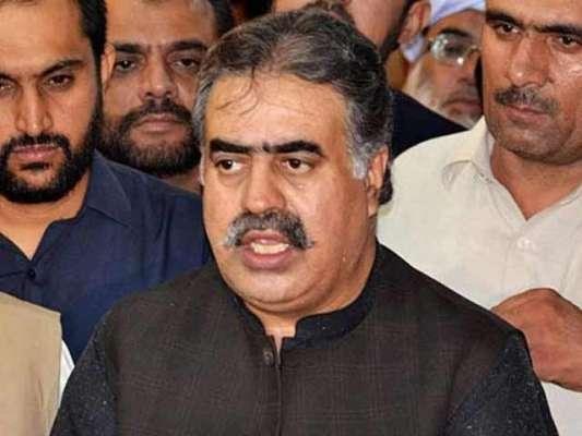 دہشت گردی کے خلاف ہاتھ پر ہاتھ رکھ کر نہیں بیٹھے-وزیراعلیٰ بلوچستان